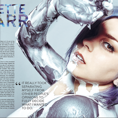 Colette Carr - Hair and Makeup for Rogue Magazine Photographer: Jonny Marlow