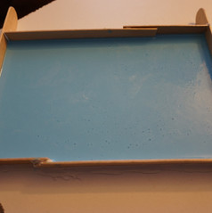 1065 Silicone with Blue Catalyst Mold