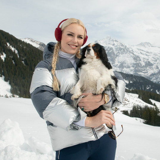 Lindsey Vonn - The Pack - Episode 107 - Switzerland