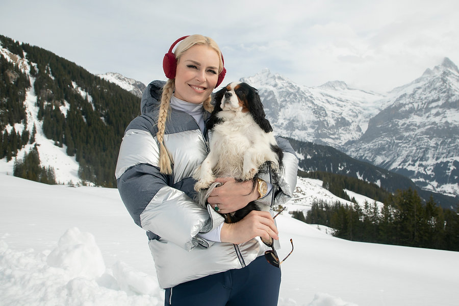 Lindsey Vonn, Lucy Vonn, The Pack, Amazon Prime Video