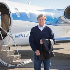 Wheels Up Commercial Wayne Gretzky -Grooming Photographer: Katie Bickerstaff