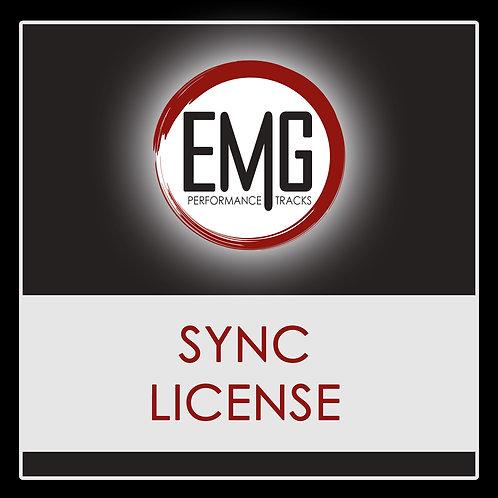 SYNC LICENSE (APPLICATION FEE)