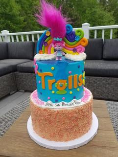 Trolls Theme Cake.jpg