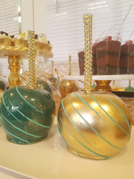 Teal and Gold Dessert Table-2.jpg