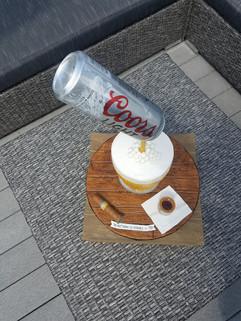 Coors Gravity Defying Cake-2.jpg