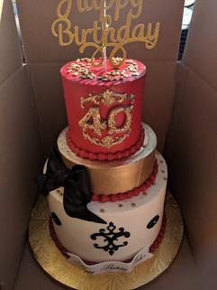 High-Low 3 Tier 40th Birthday Cake.jpg