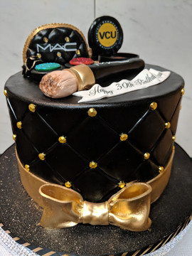 Black and Gold M.A.C. Inspired Cake.jpg
