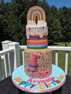 2-Tier Troll Rainbow Sprinkle Cake.jpg