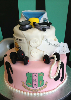 2-Tier Personality Doctor and AKA Cake.p