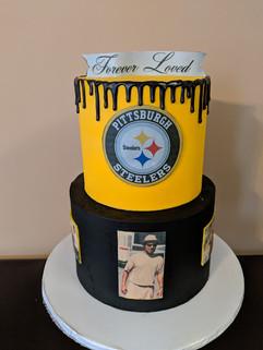 Steelers Inspired Drip Cake.jpg