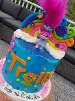 Trolls Theme Cake2.jpg