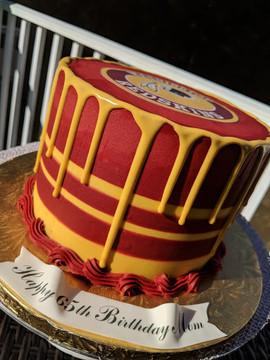 Redskins Inspired Drip Cake.jpg