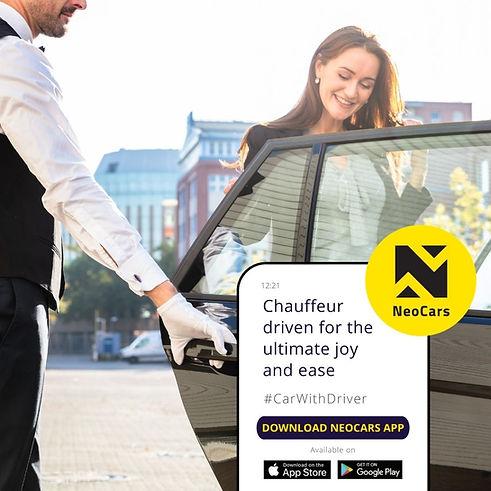 NeoCars App For Private Taxi Rental Kolkata