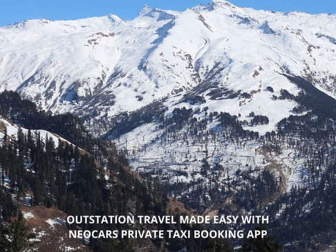Outstation Cab Services in Kolkata