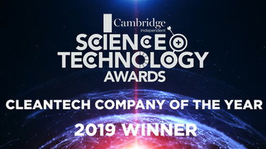 Cleantech Winner CI Science and Technolo
