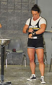 Maureen Clary, M-6 Bench All-Time World Record