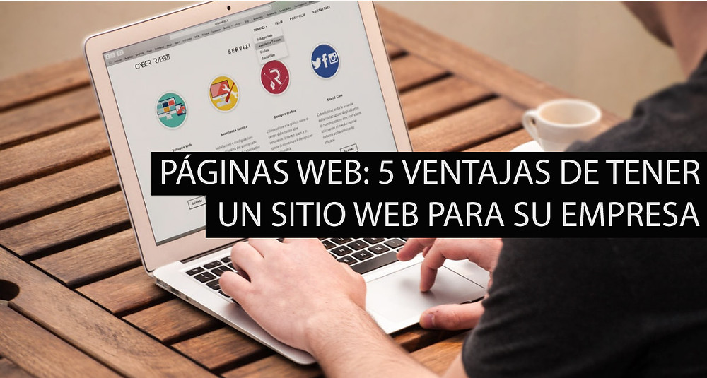 páginas web en armenia