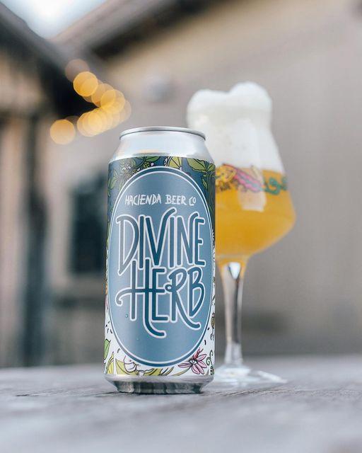 Picture taken from Hacienda Beer Co. website