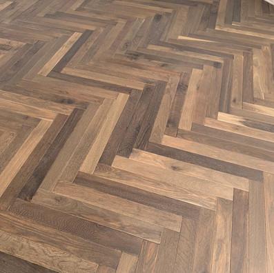Pattern wood floor miami