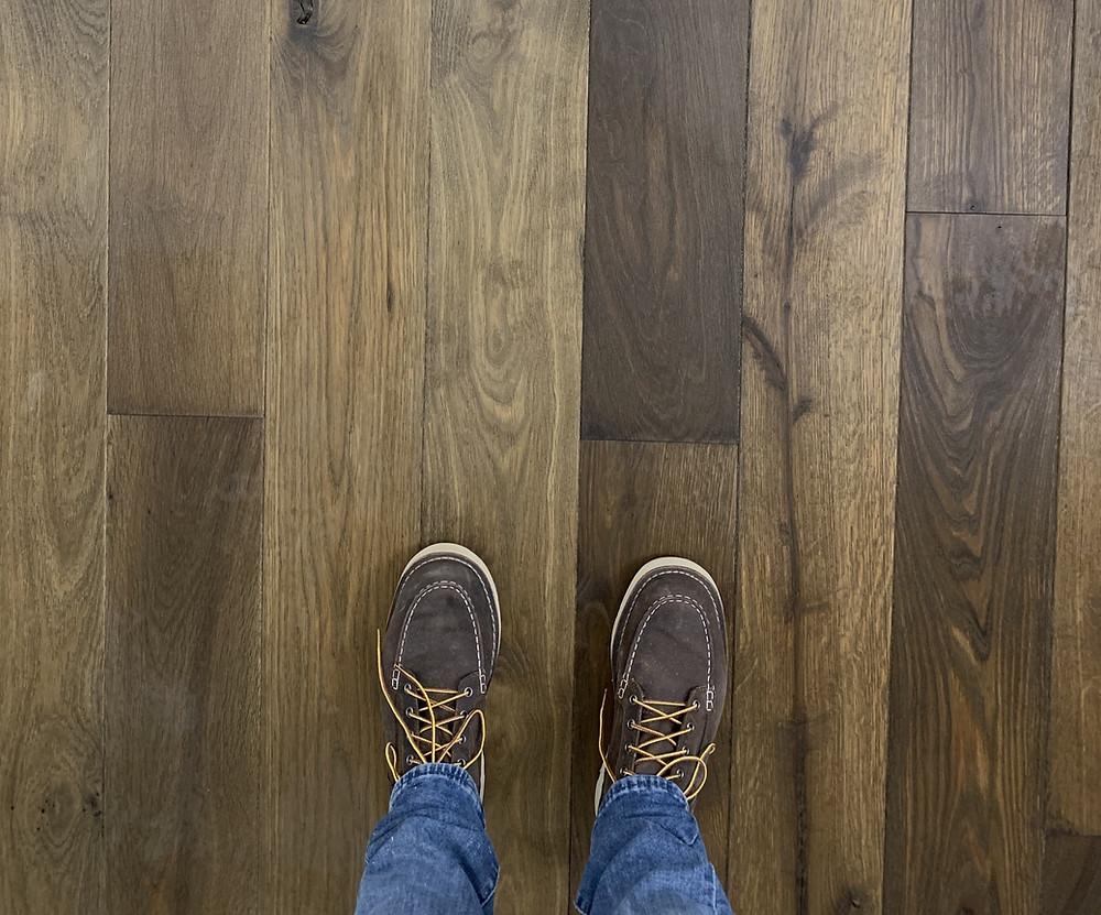 how long to install hardwood floors