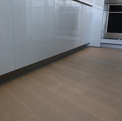 Interior wood floor design miami