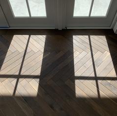 new wood floor install miami