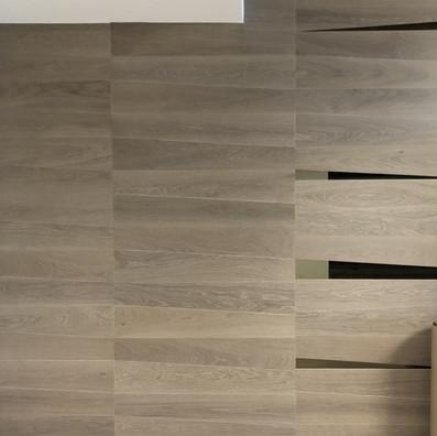 custom wood wall miami