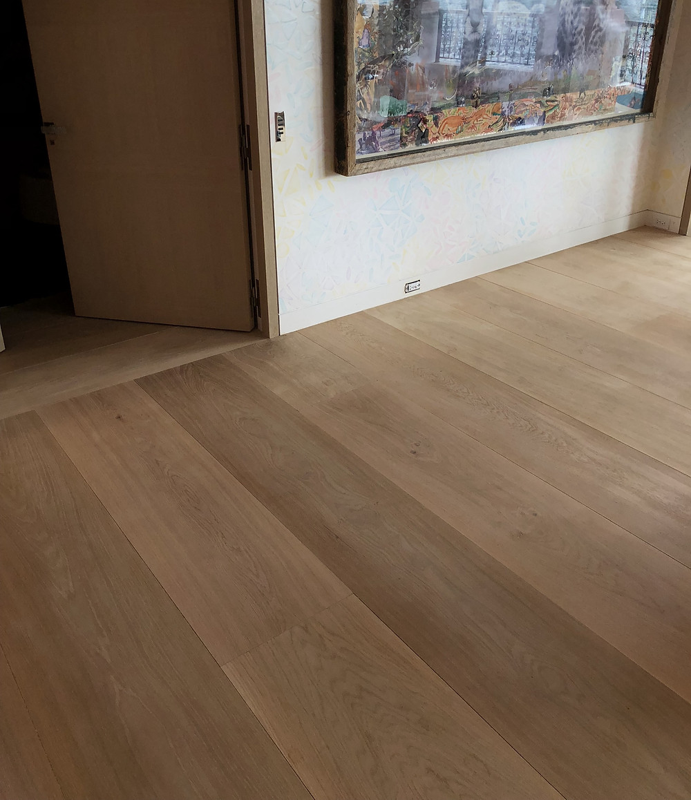 Miami wood species for hardwood flooring