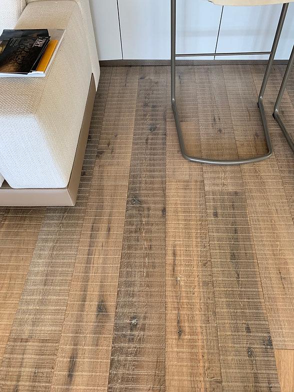 Hardwood flooring service in Miami