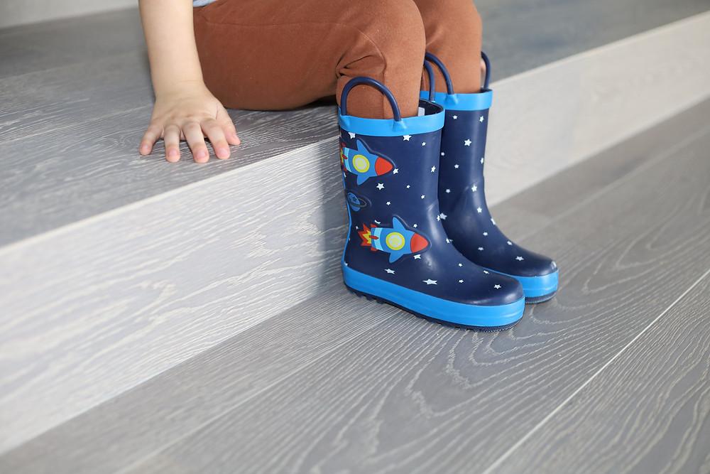 latest color trend in hardwood flooring