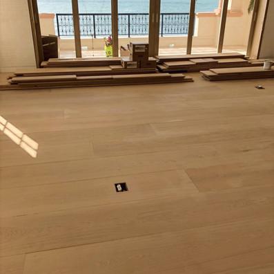 hardwood flooring custom miami