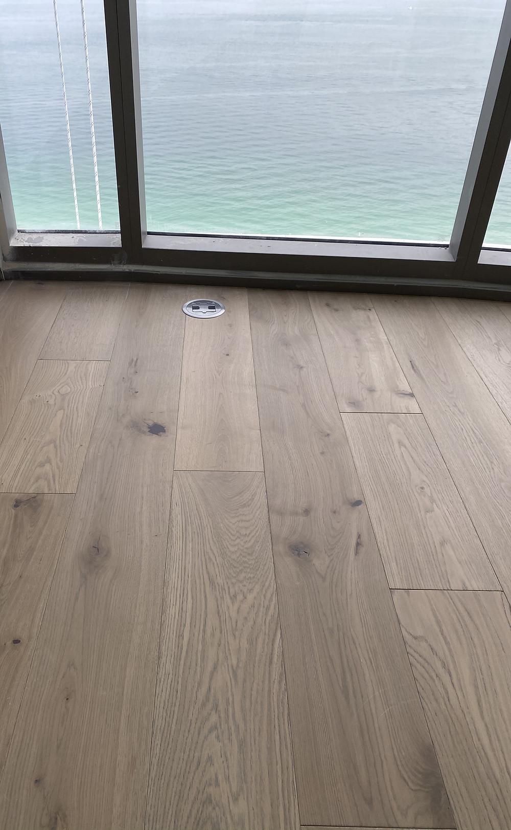 Hardwood flooring best for Miami