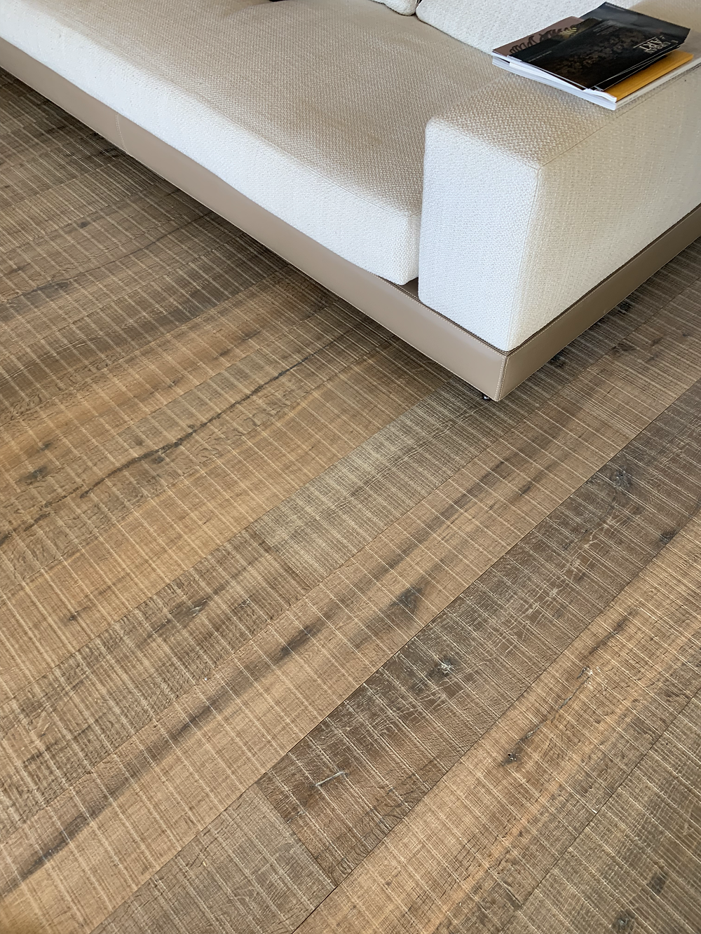 Hardwood flooring wood species