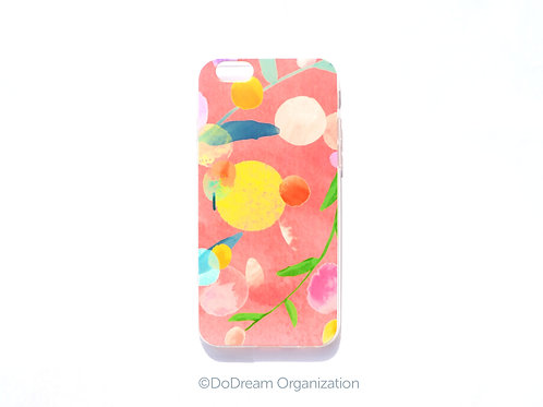"""""""Pink Garden"""" PhoneCase for iPhone 6"""