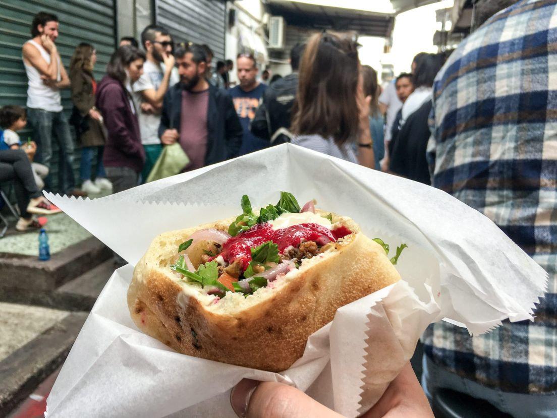 Taste Tel Aviv Private Culinary Tour