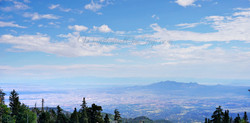 Sandia Mountain - New Mexico 2016