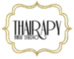 Thairapy Hair Studio Logo