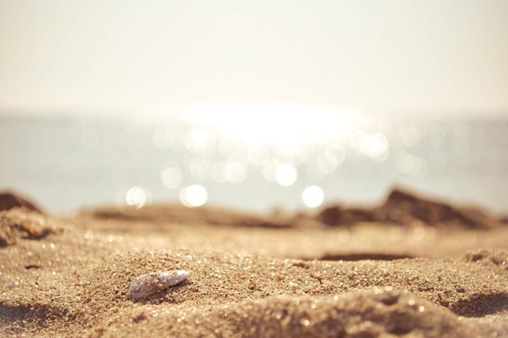 Sandet strand