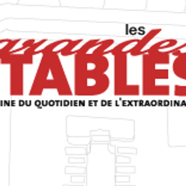 Le Sans Fourchette® Samedi  28 Septembre 2019  Les Grandes Tables  FRICHE LA BELLE DE MAI