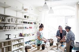 studio de poterie