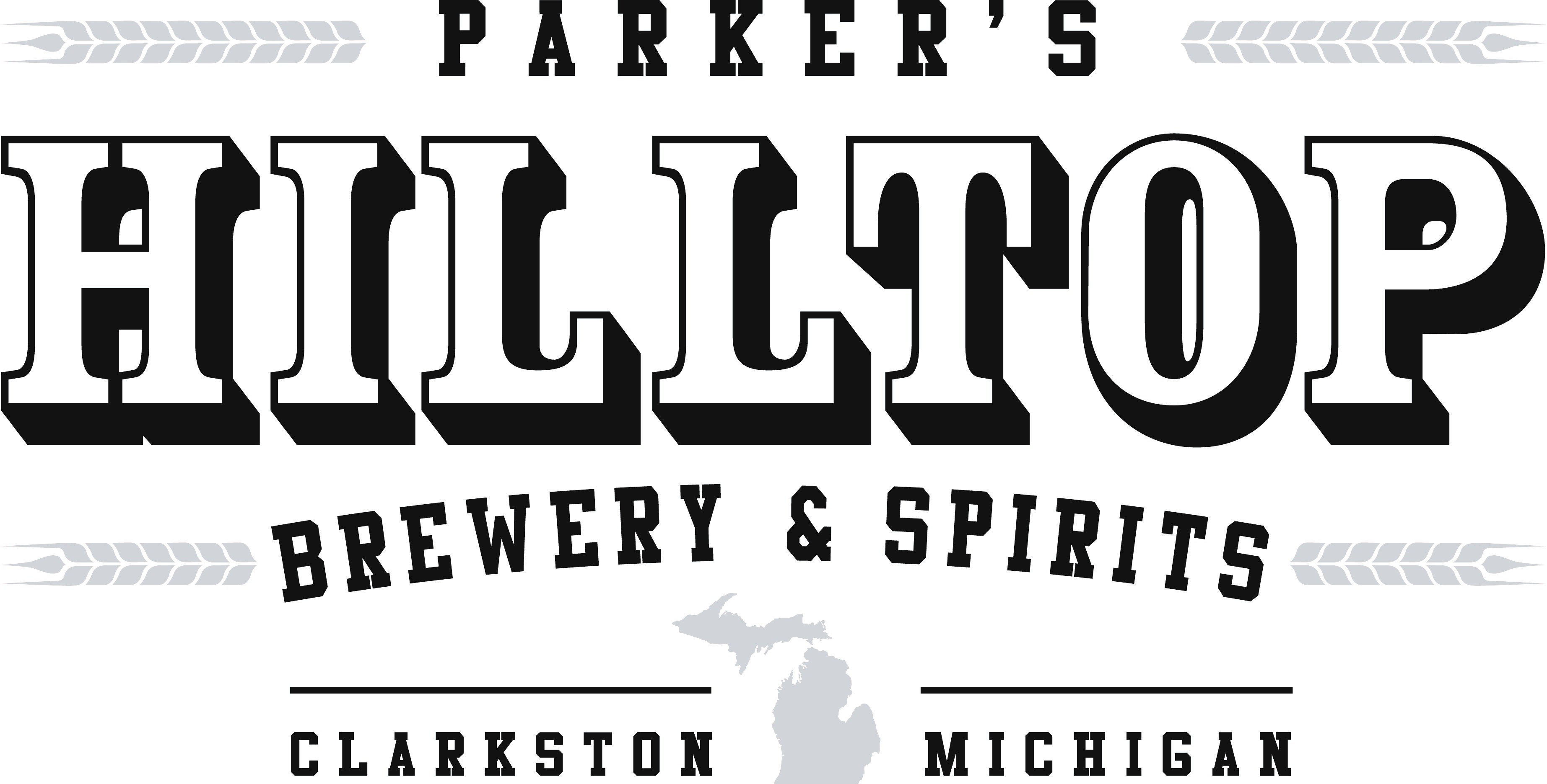 parker's hilltop brewery & spirits MI st