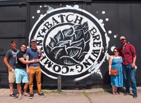 Michigan Brew Tours hits Detroit!