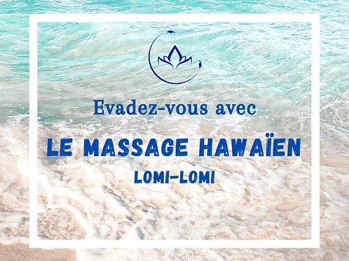 Massage Lomi-Lomi (Hawaien)