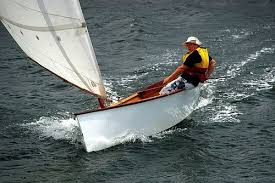 Set your sails to the wind...