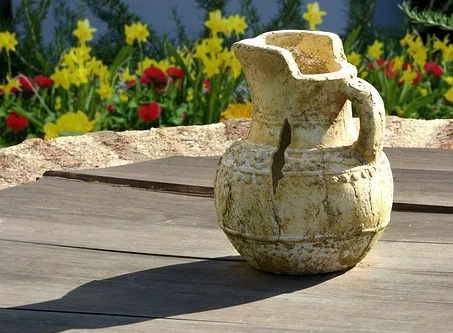 The story of the cracked pot