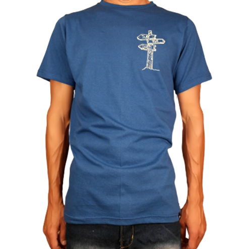Remera Slim Fit Oxhill