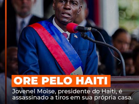 ORE PELO HAITI