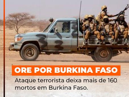 Ore por Burkina Faso