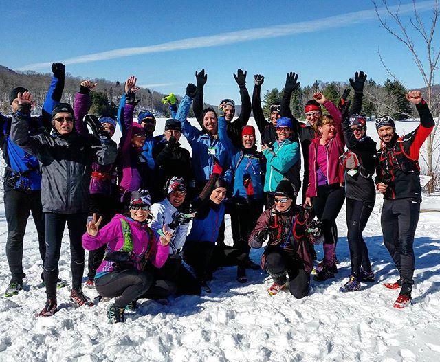 Voici comment planifier sa pause de course en hiver