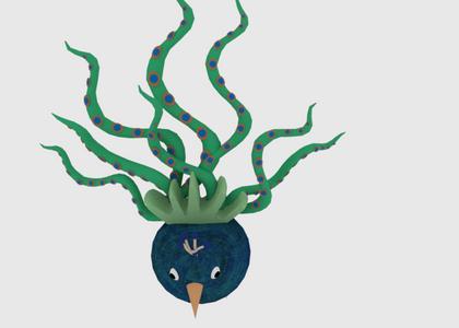 Peacocktopus